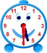 clock funny