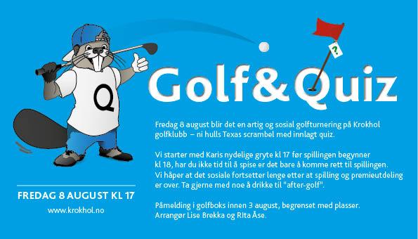 Golf & Quiz nr 2