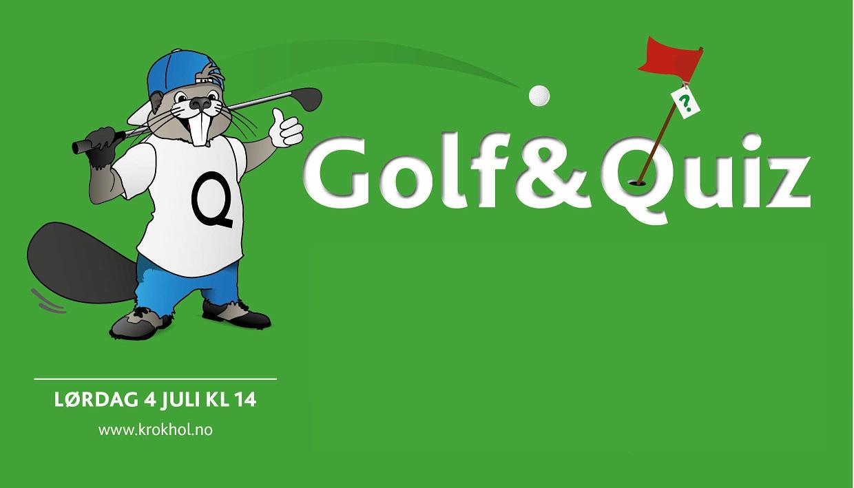 Golf & Quiz – 4. juli