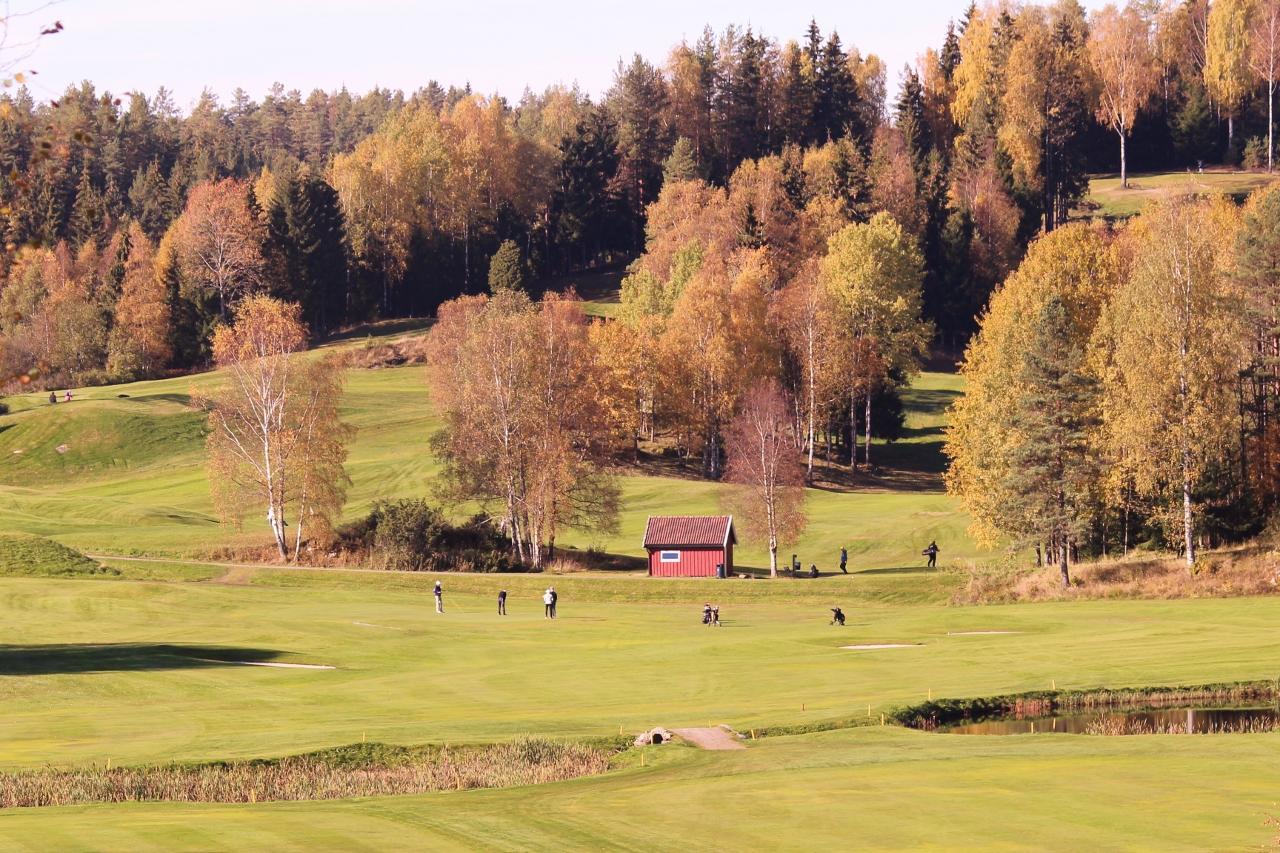 Flott golfhelg
