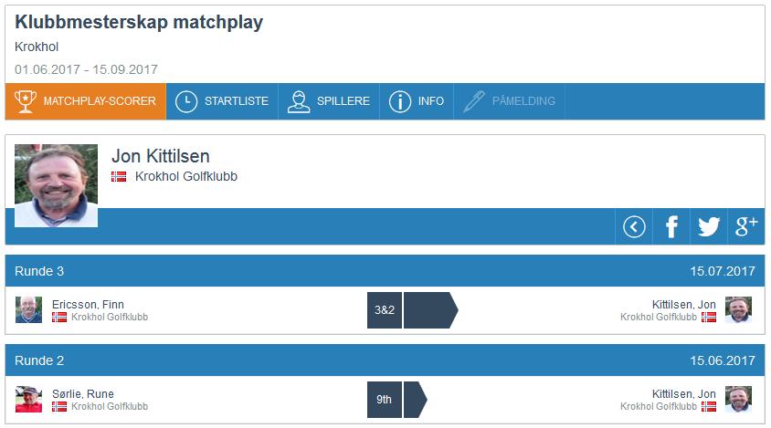Matchplay update, runde 3 (7)