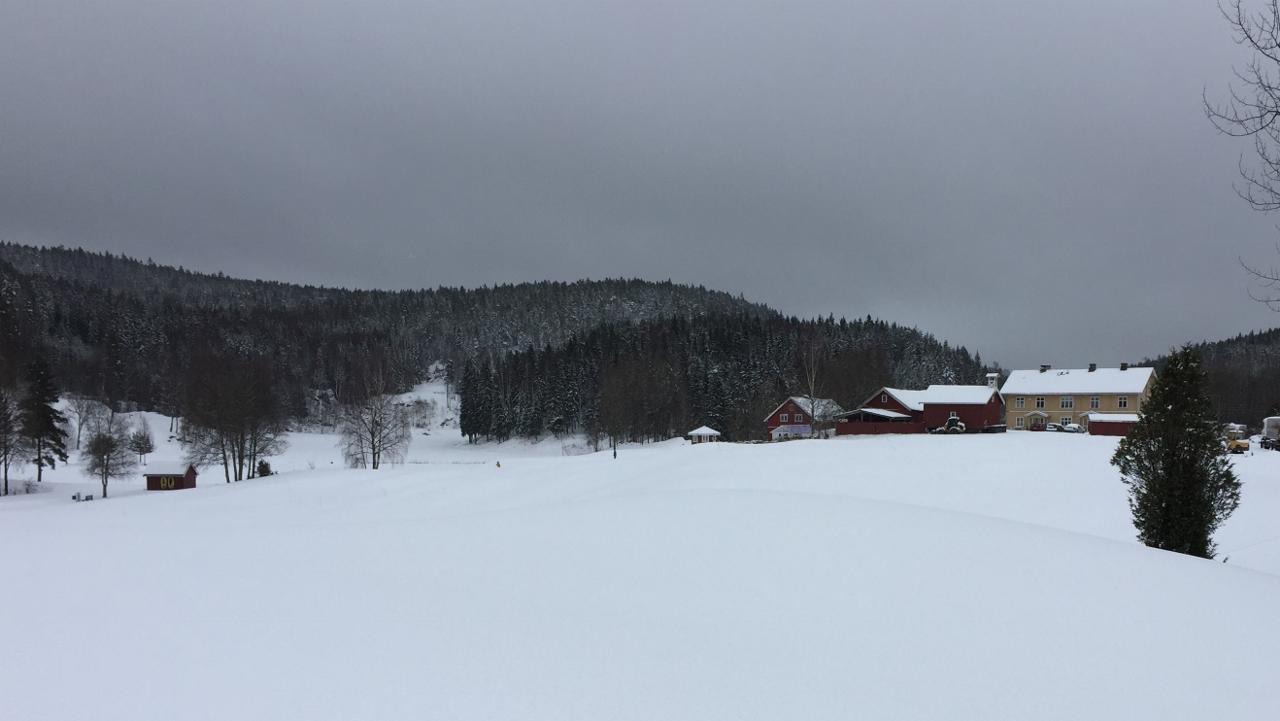 Skiforeningen har vært på Krokhol